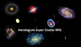 Horologium Super Cluster RPG